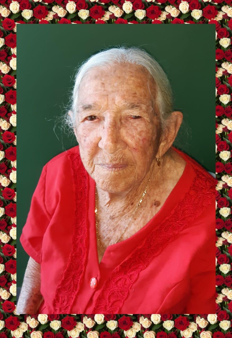 ¡Felices 100 años, doña Carmela!